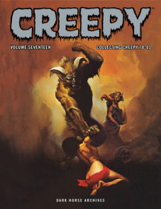 Creepy Archives Volume 17