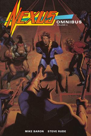 Nexus Omnibus Volume 4 by Mike Baron