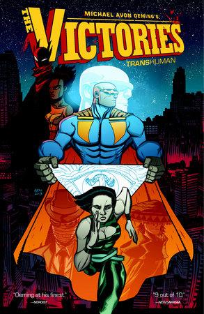 The Victories Volume 2: Transhuman by Michael Avon Oeming