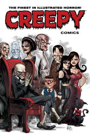 Creepy Comics Volume 1 by Various