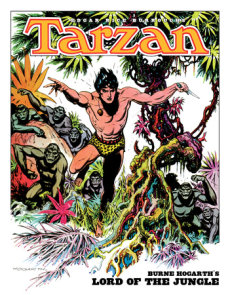 Edgar Rice Burroughs' Tarzan: Burne Hogarth's Lord of the Jungle