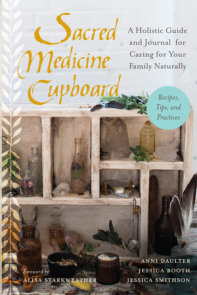 Sacred Medicine Cupboard