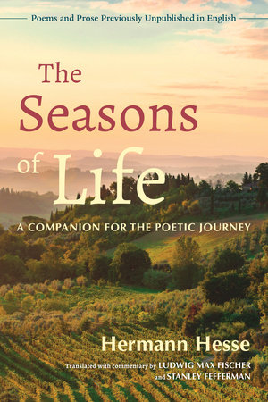 The Seasons of Life by Hermann Hesse
