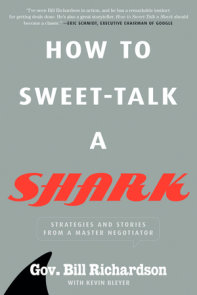 How to Sweet-Talk a Shark
