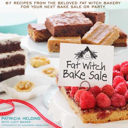 Fat Witch Bake Sale by Patricia Helding and Lucy Baker