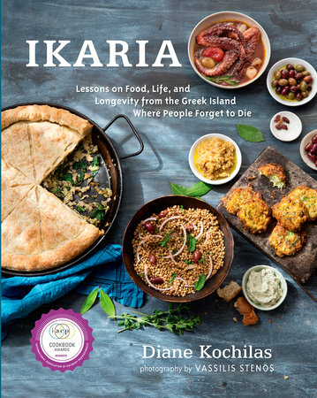 Ikaria by Diane Kochilas and Vassillis Stenos