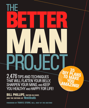 The Better Man Project by
