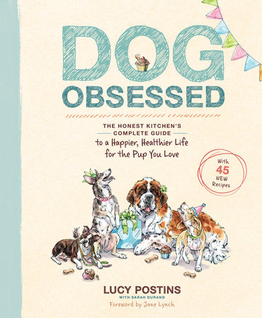 Dog Obsessed by Lucy Postins and Sarah Durand