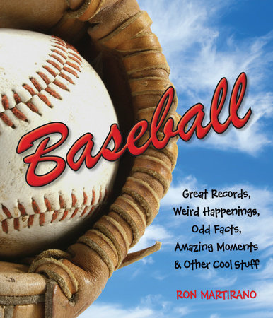 Baseball by Ron Martriano