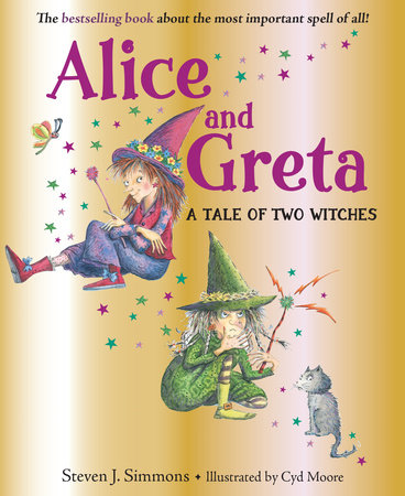 Alice and Greta by Steven J. Simmons