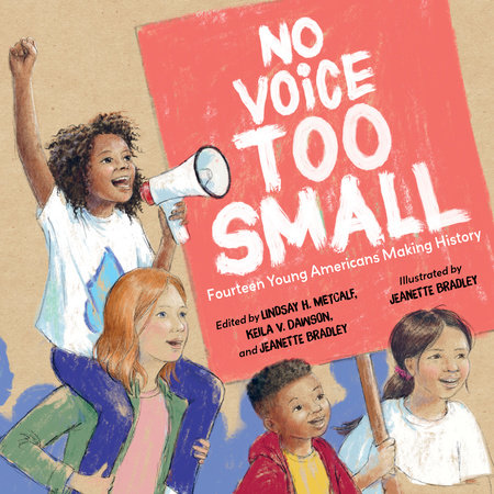 No Voice Too Small by