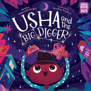 Usha and the Big Digger