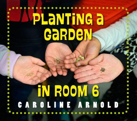Planting a Garden in Room 6 by Caroline Arnold