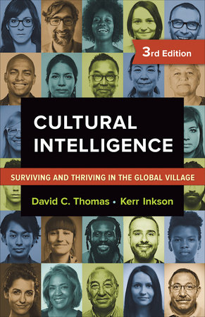 Cultural Intelligence by David C. Thomas and Kerr Inkson