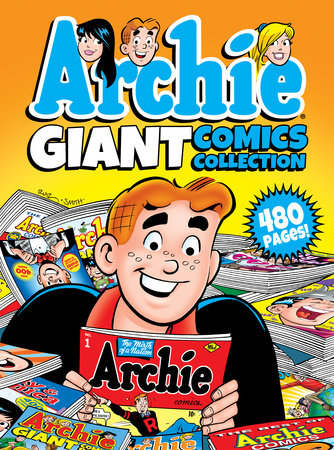 Archie Giant Comics Collection by Archie Superstars