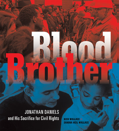 Blood Brother by Rich Wallace and Sandra Neil Wallace