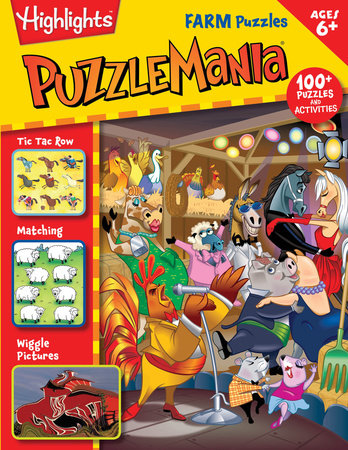Farm Puzzles by