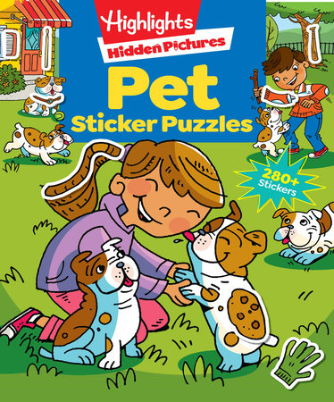 Pet Puzzles by