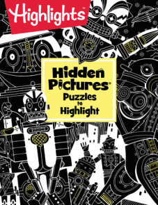Hidden Pictures® Puzzles to Highlight