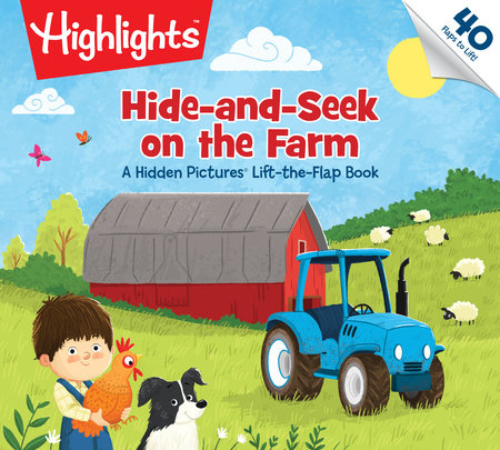 Hide-and-Seek on the Farm by