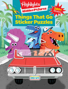 Things That Go Puzzles