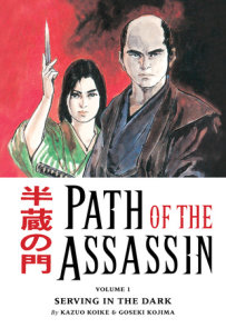 Path of the Assassin vol. 1: Serving in the Dark
