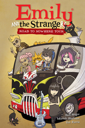 Emily and the Strangers Volume 3: Road to Nowhere Tour by Various