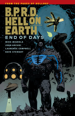 B.P.R.D. Hell on Earth Volume 13 by Mike Mignola