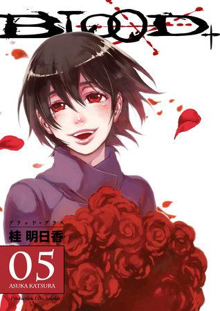 Blood+ Volume 5 by Ryo Ikehata