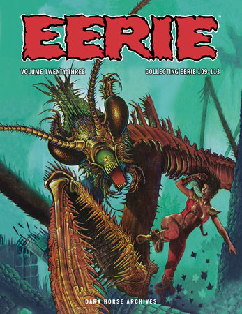 Eerie Archives Volume 23 by Various
