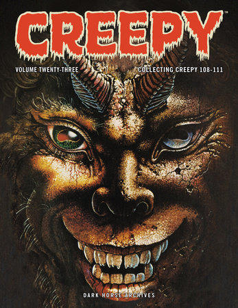 Creepy Archives  Volume 23 by Various