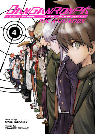 Danganronpa: The Animation Volume 4 by Various