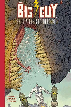 Big Guy and Rusty (2nd edition) by Geof Darrow