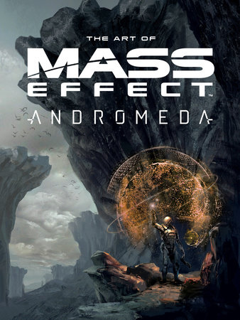 The Art of Mass Effect: Andromeda by Various