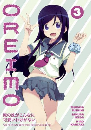 Oreimo Volume 3 by Tsukasa Fushimi