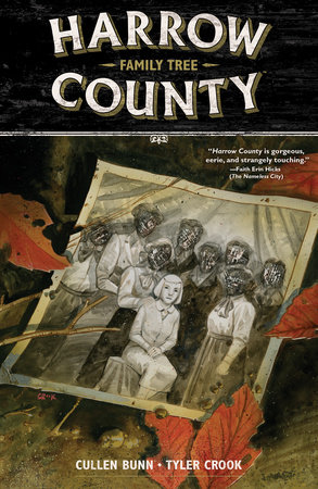 Harrow County Volume 4: Family Tree by Cullen Bunn