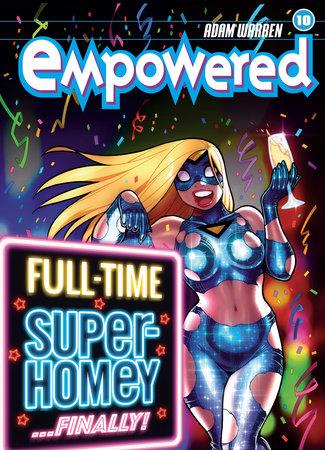 Empowered Volume 10 by Adam Warren