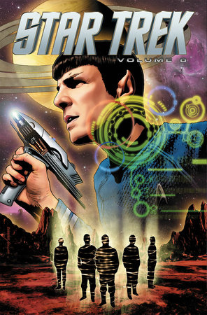 Star Trek Volume 8 by Mike Johnson