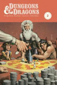 Dungeons & Dragons: Forgotten Realms Classics Omnibus Volume 2