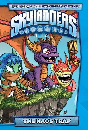 Skylanders: The Kaos Trap by Ron Marz and David Rodriguez