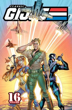 Classic G.I. Joe, Vol. 16 by Larry Hama