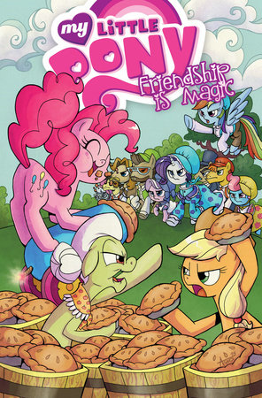 My Little Pony: Friendship is Magic Volume 8