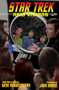 Star Trek: New Visions Volume 3