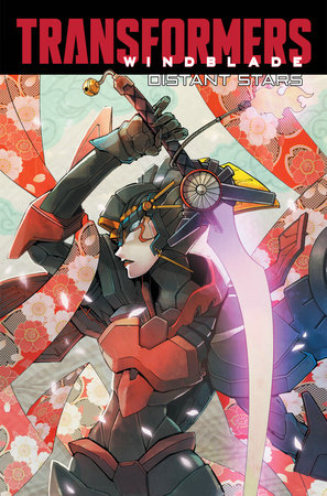 Transformers: Windblade - Distant Stars by Mairghread Scott