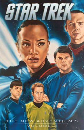 Star Trek: New Adventures Volume 3 by Mike Johnson