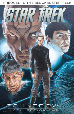 Star Trek: Countdown Collection Volume 1 by Mike Johnson and Tim Jones