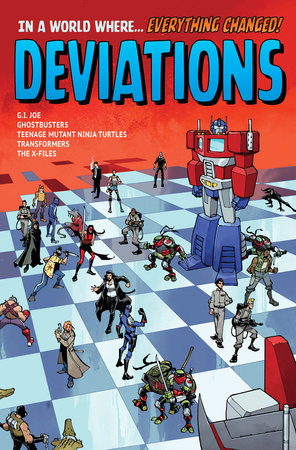 Deviations by Kelly Thompson