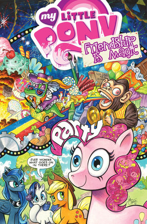 My Little Pony: Friendship is Magic Volume 10 by Christina Rice, Ted Anderson and Katie Cook