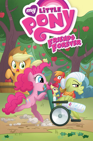 My Little Pony: Friends Forever Volume 7 by Barbara Kesel, Jeremy Whitley and Christina Rice