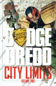 Judge Dredd: City Limits Volume 2